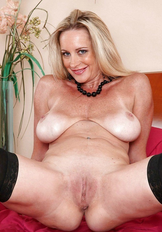 Old mature cougars