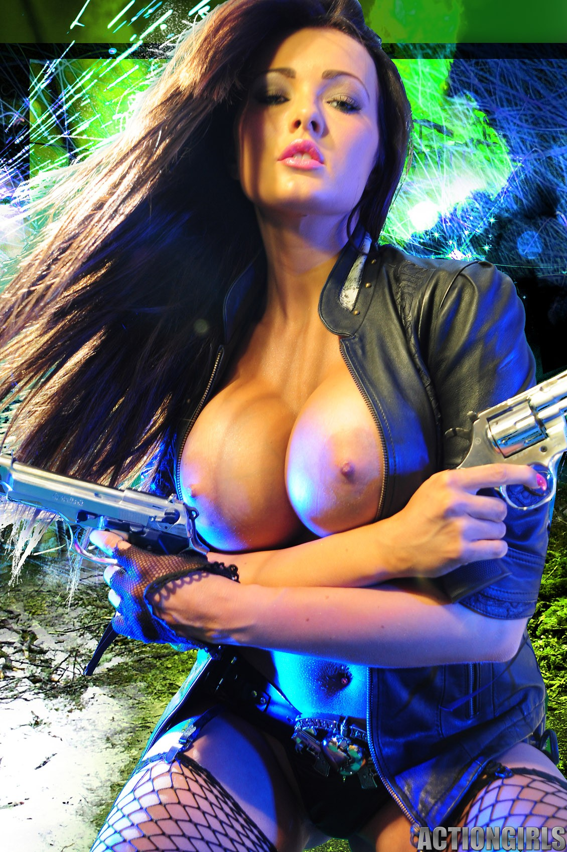Action Girl (3)